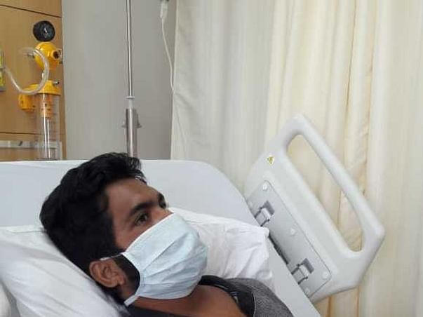 Support Biplab Recover From Stage 4 Classical hodgkin Lymphoma Cancer