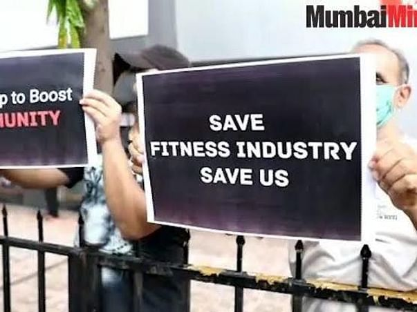 Help the fitness trainers to survive