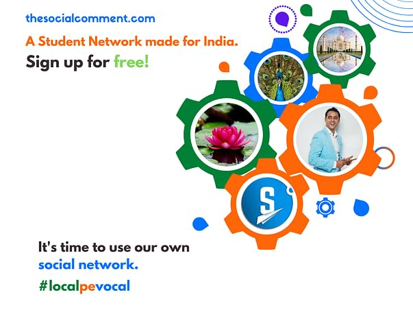 A student Network for India