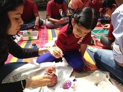 Help Apoorva center for Autism continue being operational