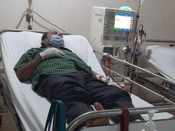 Kindly help my father to get 2 kidney transplantation