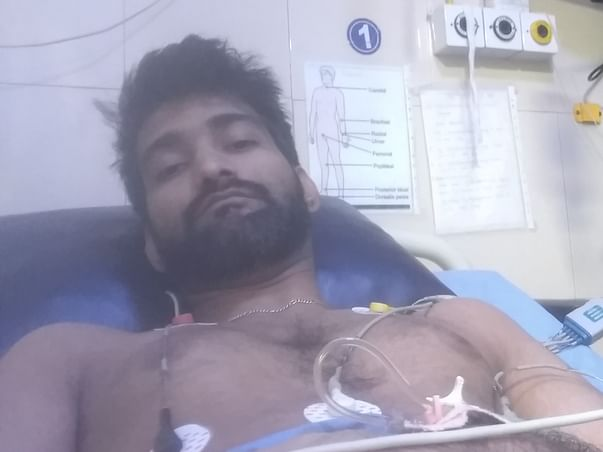 This 28 years old needs your urgent support in fighting Spinal cord compression