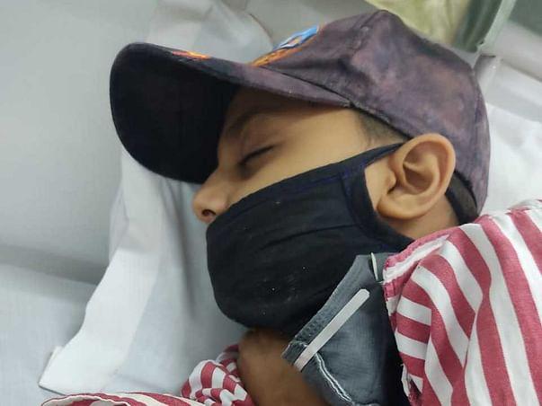 10 Years Old Daksh Pratap Singh Needs Your Help Fight Leukemia