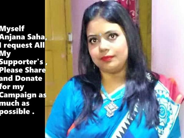 Help Anjana Provide Sanitary Vending Machine in Rural Areas