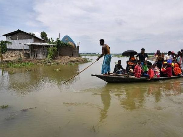 Help Us To Support Kids In Flood-Affected Areas of Assam.