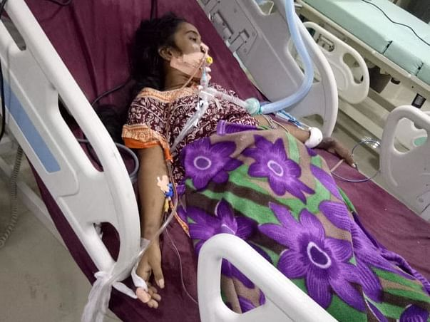 27 years old Archana needs your help to fight Chronic kidney disease