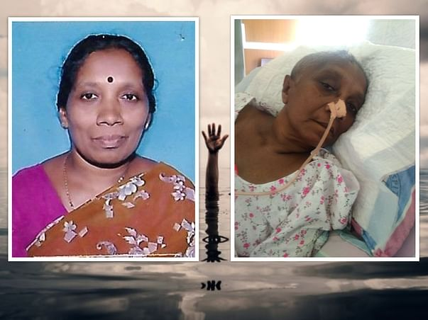 MARY YESUDAS needs Your Help  for Brain Surgery..