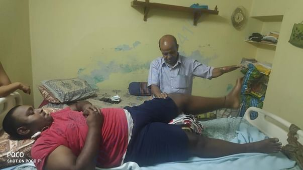 PHYSIOTHERAPY PHOTOGRAPH