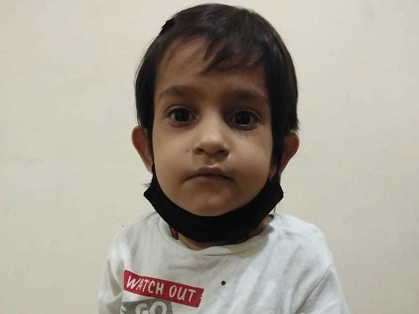 3 Years Old Baby Ananya Needs Your Help Fight Heart Diesease