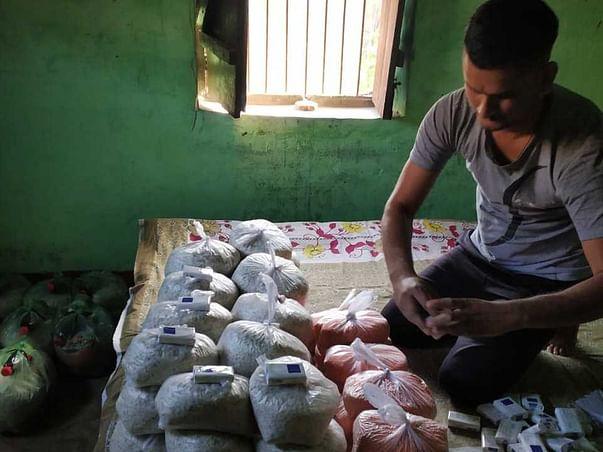 Help Bihar Families & Workers To Fight Corona Crisis.