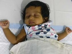 This 6 Months Old Needs Your Urgent Support In Fighting Liver Failure