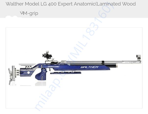 This rifle I want