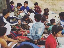 Educational Support For The Rural Kids Of Jaipur Region