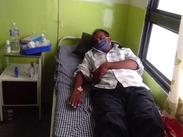 Help My Farmer Friend Sadashiv Auti Fight Kidney Infection
