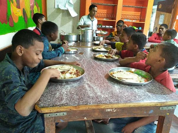 Support Homeless Children for Nutritious Meal to fight with COVID19
