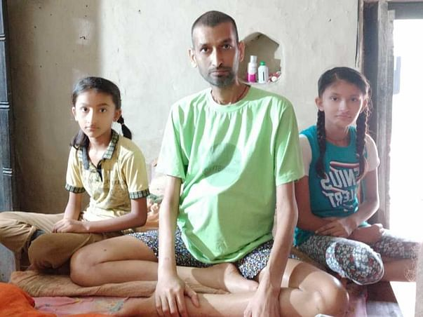 Jitendra Singh lost his painful fight with liver cancer.