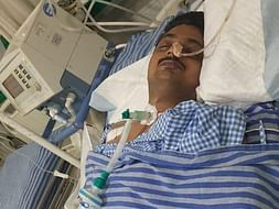 Support Dinesh Kumar Recover From Diffused Axonal Brain Injury
