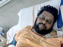 Help Shrivastava fight brain clots and multiple injuries
