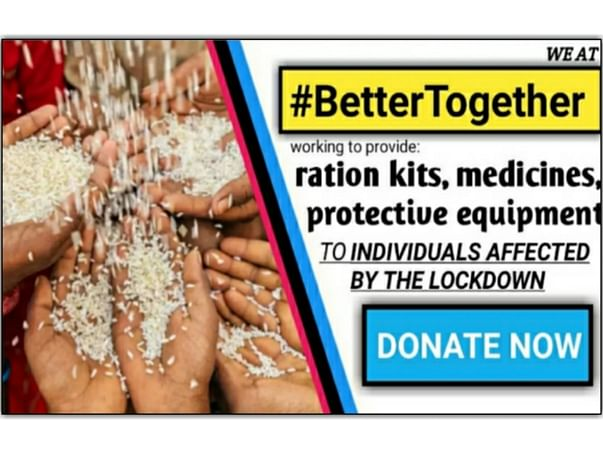 Help Us Distribute Ration Kits And Cooked Meals To Daily Wage Workers
