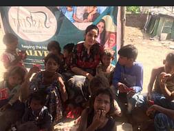 Help Us Getting Underprivileged Children, A Quality Life.