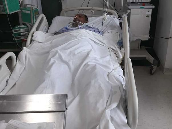Support Surendra Singh Recover From Guillain-barré Syndrome