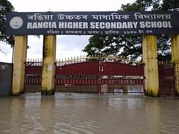 Help Flood Victims of Rangia, Assam!