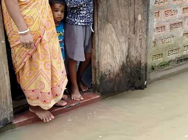Hopeful shelter flood relief fundraising program