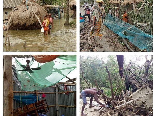 Help Us Rebuild Amphun Devastated Sundarban