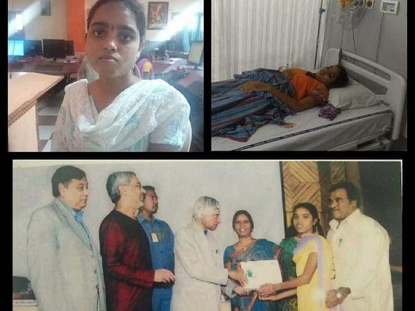 Help my friend KAKARLA MADHURI fight Leukemia