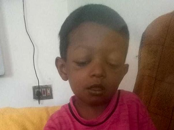 My 5 year old son is battling for his life in the ICU and needs your support