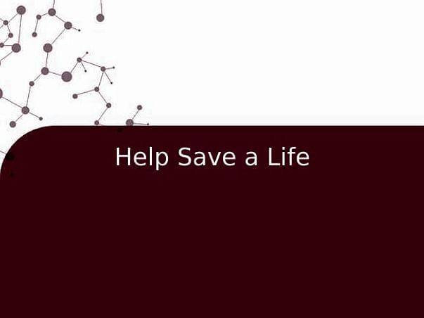 Help Save a Life