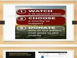 Help me to start & launch Change11 App(watch ads & donate money)