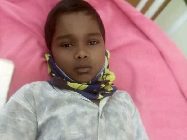14 Years Old Kandikatla Sai Needs Your Help Recover Thalassemia Major