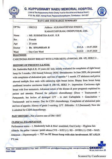 Discharge Summary - 14072020