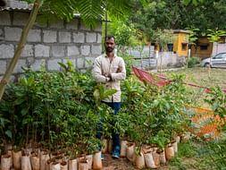 Green Revolution -  Respect Nation by Madhuchandra