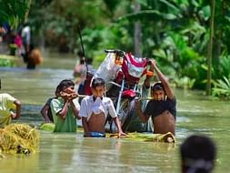 Build Assam - Flood Relief Campaign