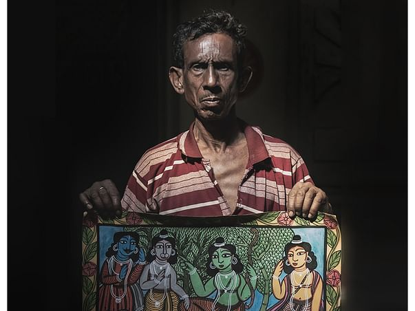 Help Patachitra Artists survive COVID19 and Cyclone Amphan directly