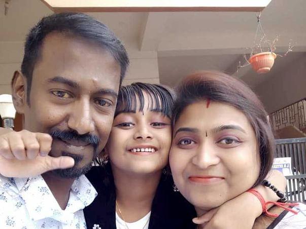 42 years old Sandeep Kannan needs your help fight Chronic Kidney Disease
