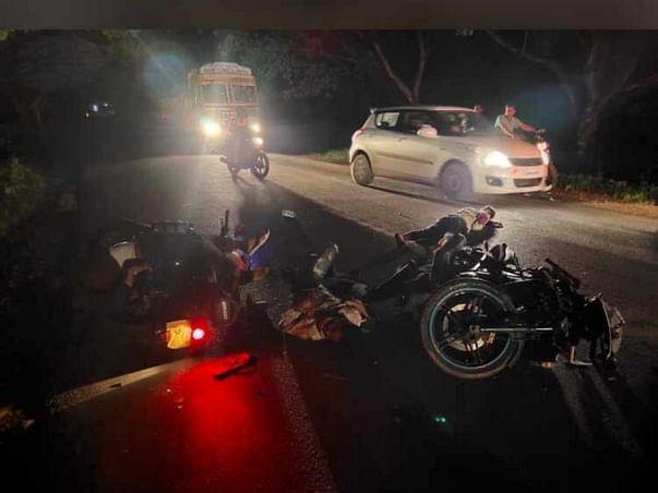 Help my friend Saleem Pasha fight Accident