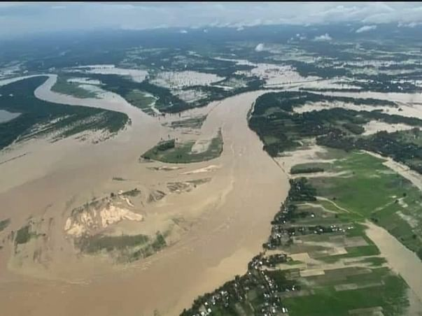 Donate to help Assam Stay Afloat