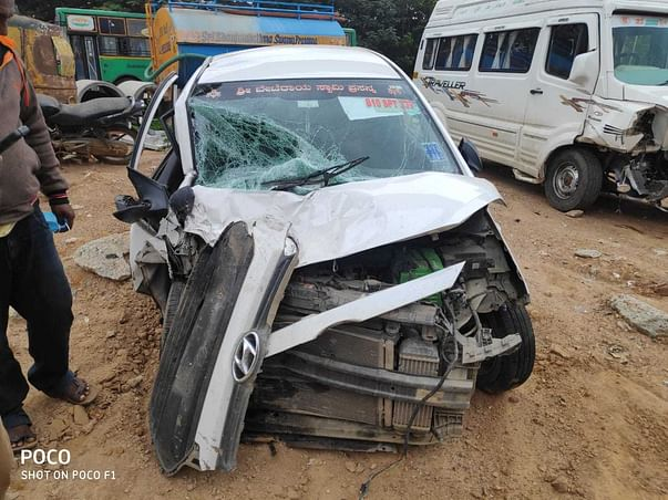 Help Murali's family survive, after his sudden demise in road accident