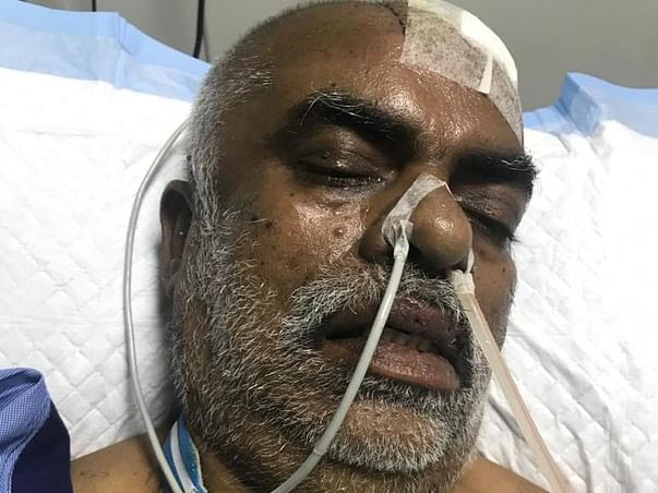 66 Years Old Venkatesan Needs Your Help Fight Brain Haemorrhage