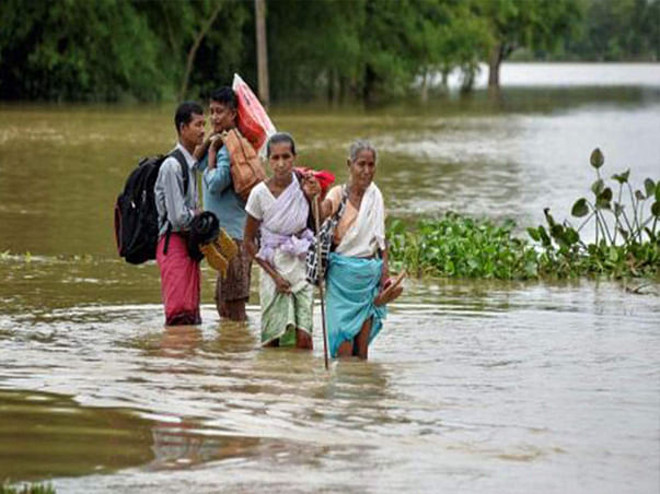 Help flood affected victims in Assam