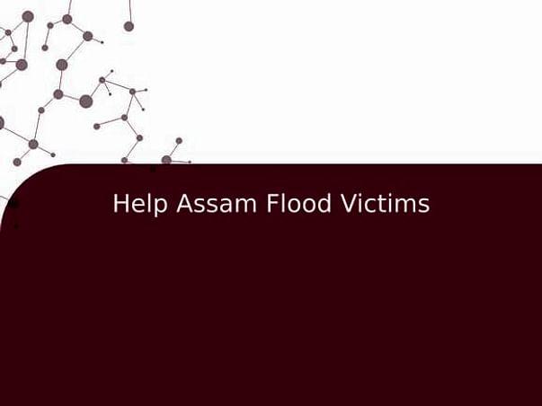 Help Assam Flood Victims