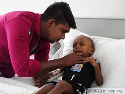 3 Years Old Siddarth Needs Your Help To Fight For Rhabdomyosarcoma (RMS)