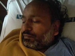 Support Santosh Kumar Pal recover from Cerebellar infarct