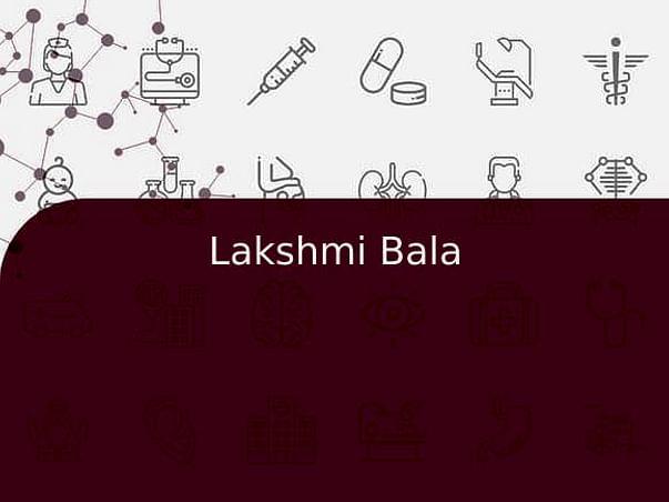 Lakshmi Bala