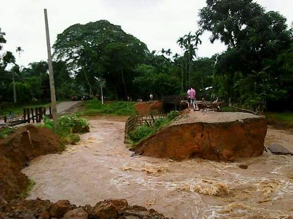 Assam Flood : Help Assam,Save Assam