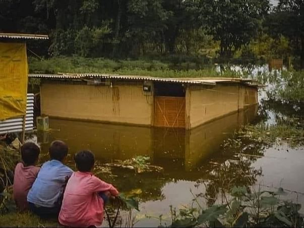 Assam is in a difficult situation, help it to revive