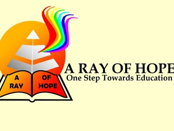 Support  A Ray Of Hope for Needy People